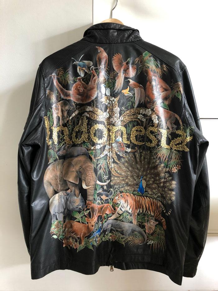 leather-painting-indonesia-jacket-exotic-icon